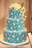 Torte nunziali Immagini Stock