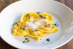 Tortelli Pasta Royalty Free Stock Image