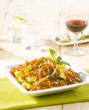 tortellini соуса сыра стоковые изображения