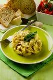 tortellini шалфея масла Стоковая Фотография RF