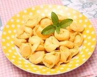 tortellini stock foto