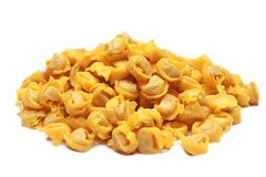 Tortellini bolognesi Royalty Free Stock Photo