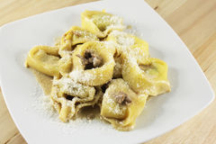 Tortellini dish Royalty Free Stock Photography