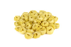 Tortellini, fresh egg pasta, italian food Stock Image