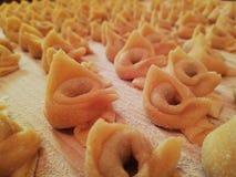 tortellini royalty-vrije stock foto's