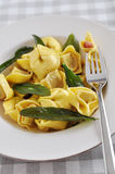 Tortellini italiano imagem de stock royalty free