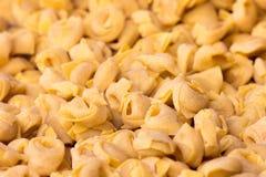 Tortellini, massas italianas fotografia de stock royalty free