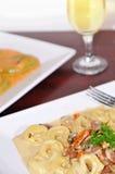 Tortellini pasta Royalty Free Stock Image