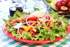 Tortellini Salad Royalty Free Stock Photo