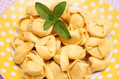 Tortellini Royalty Free Stock Photo