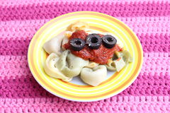 Tortellini Royalty Free Stock Image