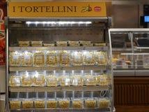 tortellini włoski Zdjęcia Royalty Free