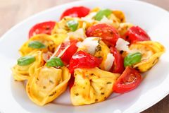 Tortellinis Stock Photography