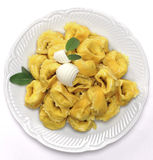 Tortelloni Royalty Free Stock Photography