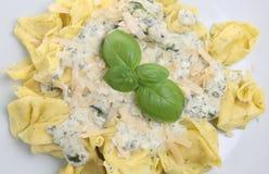 Tortelloni Pasta Stock Images