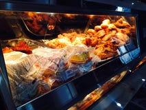 Torten und Fische Lizenzfreies Stockfoto