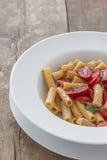 Tortiglioni Pasta Stock Images