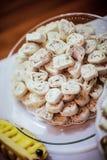 Tortilla ορεκτικό περικαλυμμάτων που προετοιμάζεται και έτοιμο για να εξυπηρετήσει στοκ φωτογραφίες με δικαίωμα ελεύθερης χρήσης