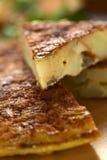 tortilla испанского языка омлета стоковое фото