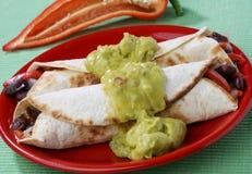 tortilla цыпленка Стоковые Фото