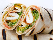 Tortilla Royalty Free Stock Photography
