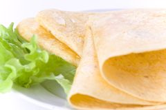 Tortilla Royalty Free Stock Photo