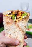 Tortilla Стоковая Фотография RF