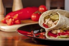 Tortilla Стоковое Изображение