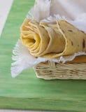 Tortilla Στοκ φωτογραφία με δικαίωμα ελεύθερης χρήσης