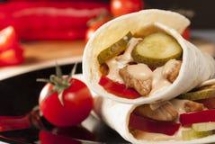 Tortilla Стоковая Фотография