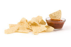 Tortilla Chip Royalty Free Stock Photography
