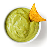 Tortilla chip and dip. Stock Photography