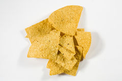 Tortilla Chips Royalty Free Stock Photography