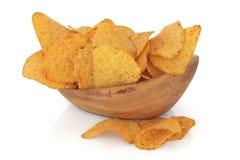 Tortilla Chips Royalty Free Stock Image