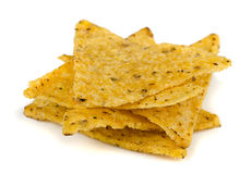 Tortilla chips Stock Image