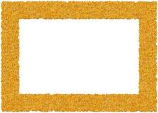 Tortilla Chips Frame vector illustration