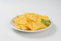 Tortilla chips Stock Photography