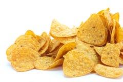 Tortilla Chips Tacos Stock Photos