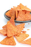 Tortilla chips tacos Stock Images