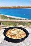Tortilla de patatas, испанский омлет Стоковое Изображение