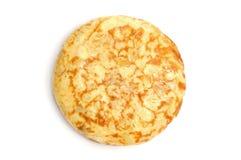 Tortilla DE patatas Stock Afbeelding