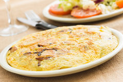 Tortilla de patatas Royalty Free Stock Image