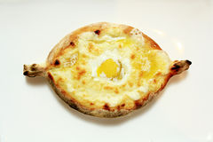 Tortilla with egg Royalty Free Stock Images