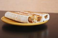 Tortilla fraîche photo libre de droits