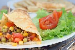 Tortilla Stock Image