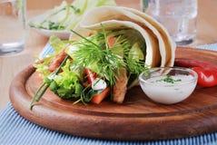tortilla opakunek obrazy stock