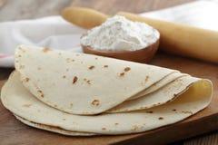 Tortilla's royalty-vrije stock fotografie