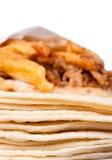 Tortilla Royalty Free Stock Photos