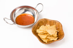Tortilla Snack Stock Photo