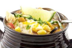 Tortilla Soup Royalty Free Stock Photo